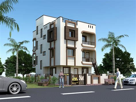 3d Front Elevationcom India Pakistan House Design & 3d