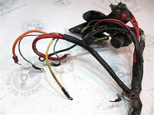 98422a2 A4 Mercruiser Engine Motor Cable Wire Harness Gm 4