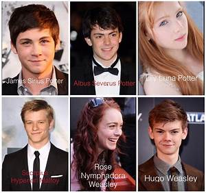 Actors for the Harry Potter next generation! | Harry ...