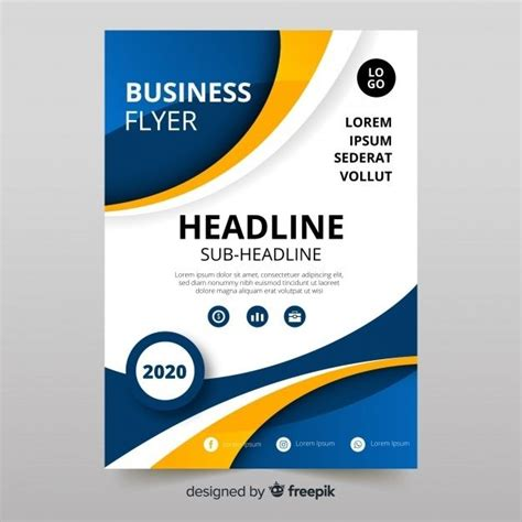 blank business flyer templates   business flyer