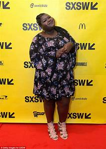 Gabourey Sidibe reveals she worked as a phone sex operator ...