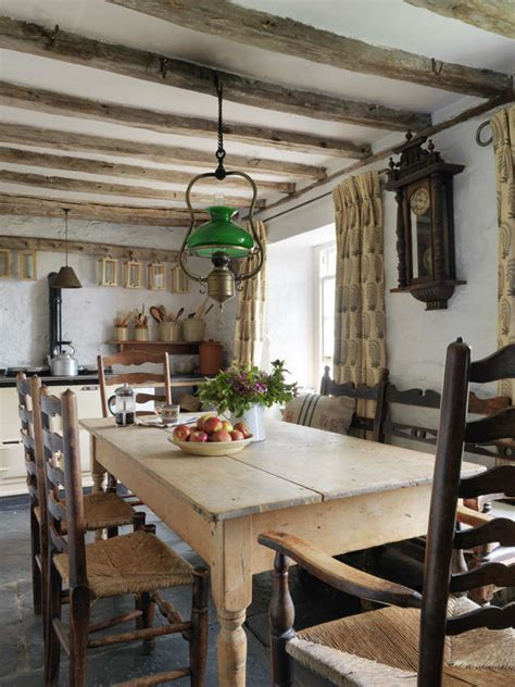 rustic farmhouse  wales wellies included remodelista