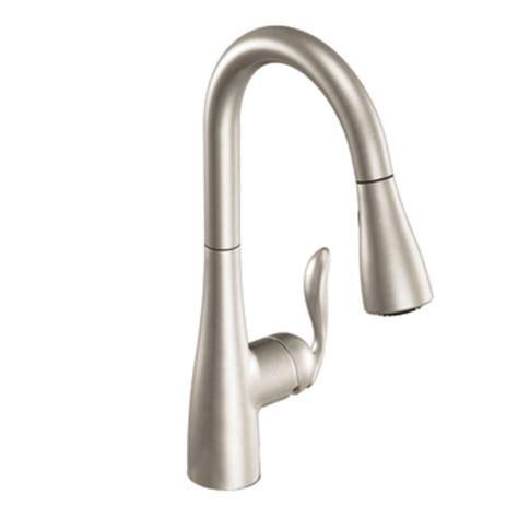 amazon kitchen faucet moen 7594srs arbor one handle high arc pulldown kitchen