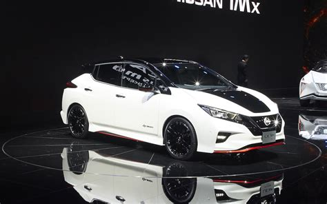 Nissan May Amp Up its New Leaf EV With NISMO Touch - The ...