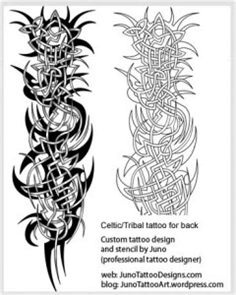 Scottish tattoos. Celtic armor tattoos Archives - How to create a tattoo %100 online