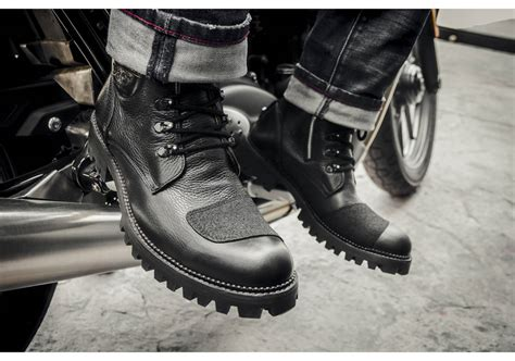 Reynolds Motorcycle Boots