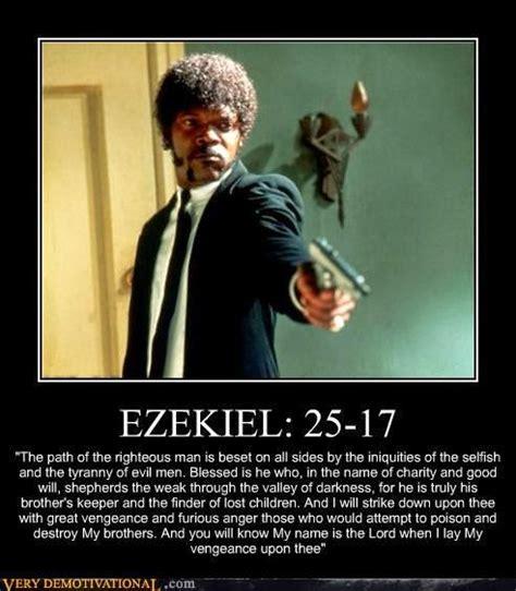 Bible Quotes Ezekiel 25 17. QuotesGram