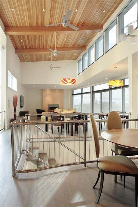 creative ideas  high ceilings