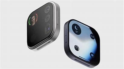 Camera Smartphone Detachable Phones Concept Envisions Designer