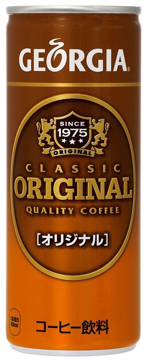 georgia coffee original    instajavacom
