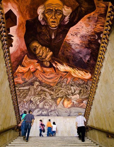 jose clemente orozco murales y su significado movimiento muralista mexicano