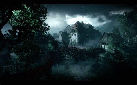 witcher  wild hunt fantasy action fighting warrior dark