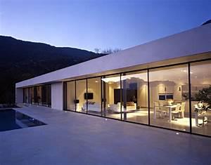 Architecte D Intérieur Grenoble : villa contemporaine corenc par guy depollier architecte ~ Melissatoandfro.com Idées de Décoration
