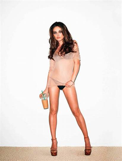 Mila Kunis Richardson Terry Photoshoot Gq Modeling