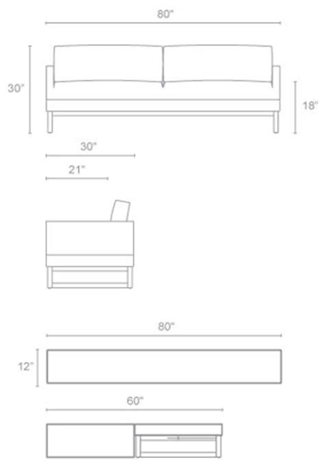 Sleeper Sofa Dimensions by Dot Diplomat Sleeper Sofa In Ebay