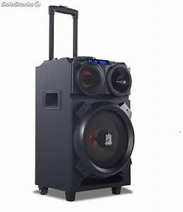Lautsprecher Mit Akku : goclever sound club master mobile lautsprecher 100w mit akku ~ Orissabook.com Haus und Dekorationen
