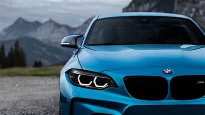 Bmw Wallpapers Cars M2 4k Headlights Hintergrundbilder