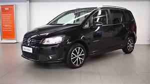 Volkswagen Touran Confortline : volkswagen touran occasion 1 6 tdi 105 fap confortline noir intense youtube ~ Dallasstarsshop.com Idées de Décoration