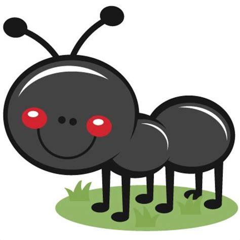 Ant In Grass Svg Scrapbook Cut File Cute Clipart Files For