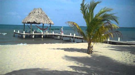Belize Maya Beach Near Placencia Belize Youtube