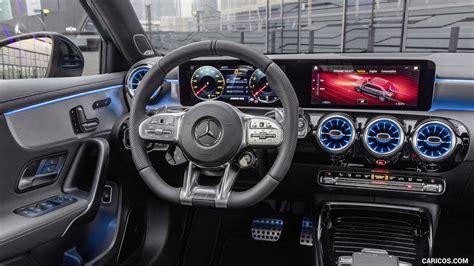 By blogsedanposted on april 1, 2020. 2020 Mercedes-AMG A 35 Sedan - Interior | HD Wallpaper #21