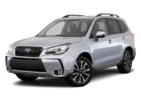 Subaru Forester 2017 Color Options
