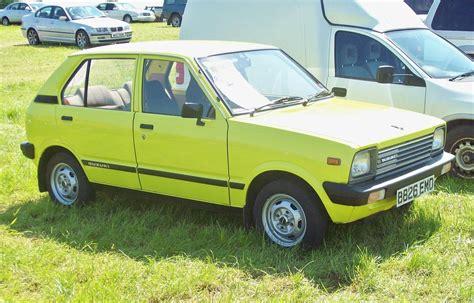 119 Suzuki Alto FX SS40 (1984)   Suzuki Alto SS40 (1979-84 ...