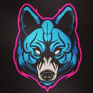 #Wolf #Sticker #Illustrator | Graffiti | Pinterest ...