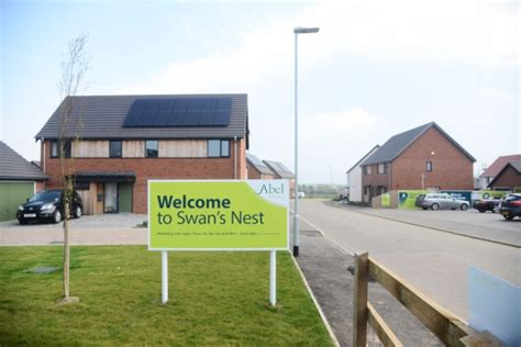 Plans For 97 New Homes At Swan's Nest Site Approved And