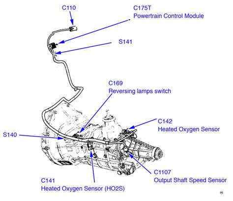 Ford Will Not Gear The Shifter Moves But