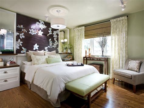 Decorative Bedroom Ideas by A Soothing Bedroom Just In Time For Baby Hgtv