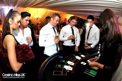 Casino Hire Uk Private Parties Fun Casino Hire Uk