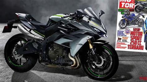 Kawasaki 250 2019 Image by Motor Kawasaki 250 Cc Terbaru Impremedia Net