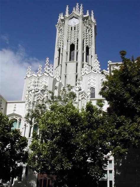 Church at Albert Park, Auckland   Photo