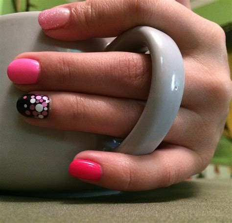 wonderful pink nail design ideas perfect  summer