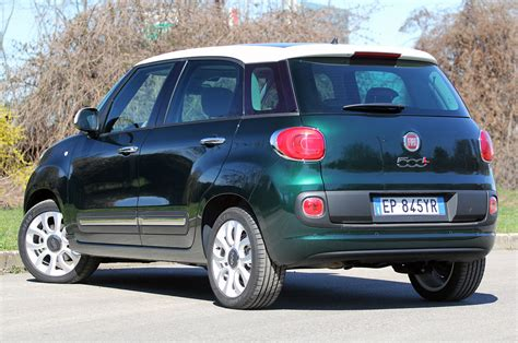 Fiat 500l Cost 2014 fiat 500l w autoblog