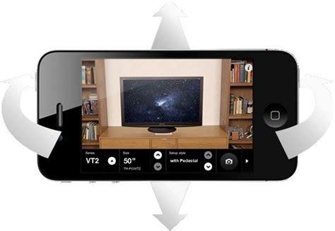 Panasonic Viera Ar Setup Simulator App Augments The