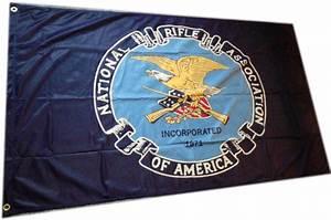 NRA Flag - National Rifle Association USA - Wholesale ...