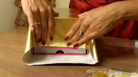 how to wrap a christmas present how to easily wrap a christmas gift or present like macy s