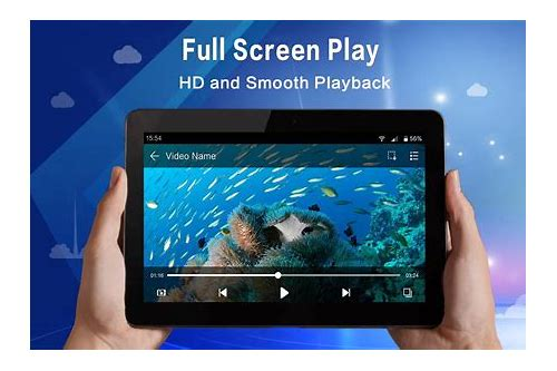 baixar player de video 3d para android apk