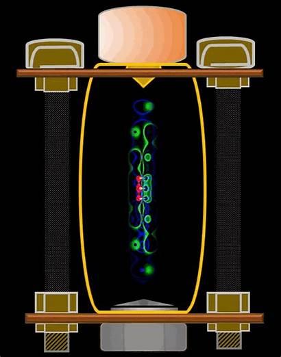 Electric Gifs Vacuum Matter Gfycat Tubes Science