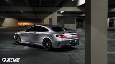 hre wheels riding  style brabus  amg coupe