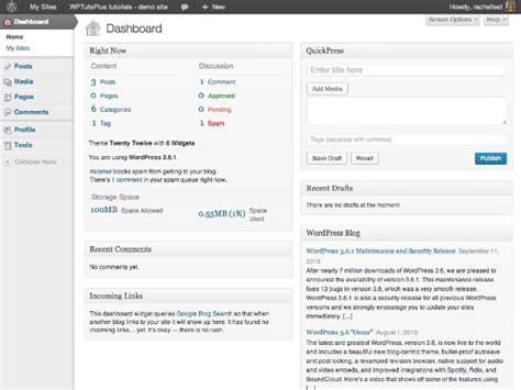 Wordpress Dashboard customizing  wordpress admin  dashboard 600 x 450 · jpeg