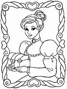 Ba Da Web Princesas Para Pintar