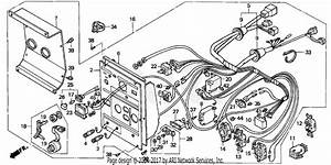 Honda Ex4500s A Generator  Jpn  Vin  Eb3