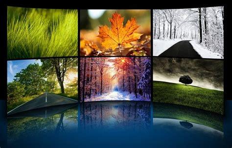 theme bureau windows 7 les quatre saisons en thème de bureau pour windows 7 les