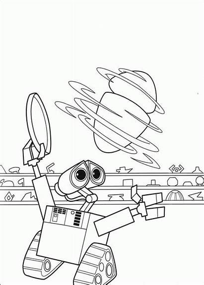 Wall Coloring Pages Last Animated