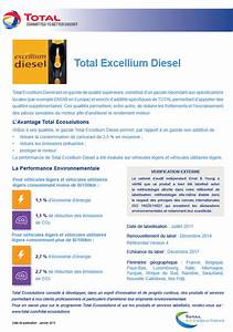 Diesel Excellium : excellium nouvelle version page 10 carburants de qualit sup rieure total carburants ~ Gottalentnigeria.com Avis de Voitures