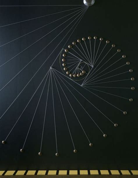 fibonaccis pendulumn  images geometric art