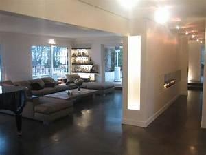 decoration salon carrelage gris fonce With exceptional quelle couleur associer avec du gris 0 carrelage gris avec quelles couleurs lassocier idees